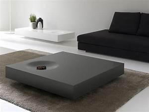 Table Basse Carrée Design : plat table basse carr e by kendo mobiliario design estudi arola ~ Teatrodelosmanantiales.com Idées de Décoration