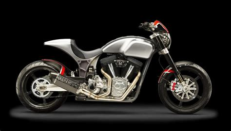 Arch Motorcycle Company Appointed By Suter Industries As