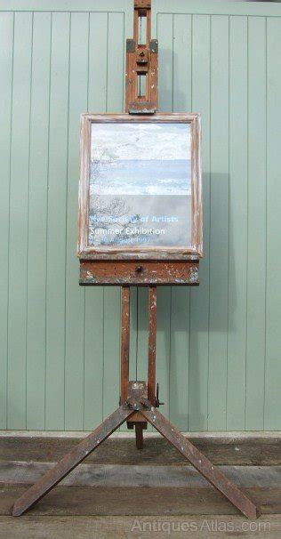 early  winsor newton easel antiques atlas