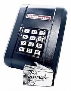 Liftmaster Keypad Entry System