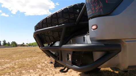 shop ford raptor rear bumper  rear bumpers  add