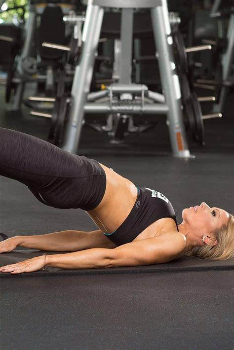 unique exercises  stronger glutes