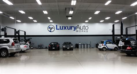 See All Our Luxury Auto Repair Shops