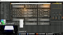 Tone2 Electra 2.5   Beta Test   New Features - YouTube
