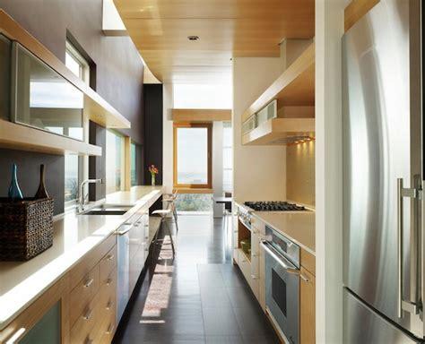 contemporary galley kitchen galley kitchen design ideas that excel 2456