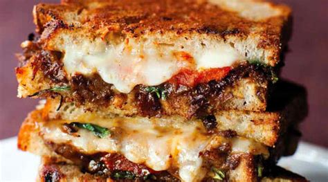 celebrity chefs   grilled cheese sandwiches