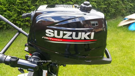 Boat Motors Suzuki by Suzuki Df6a 6hp Outboard Motor 4 Stroke Stufishing
