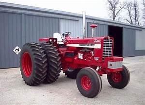 International Harvester Petrol  U0026 Diesel Tractor Owners