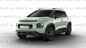 Citroen C Aircross : citroen c3 aircross render makes bold design statement ~ Gottalentnigeria.com Avis de Voitures