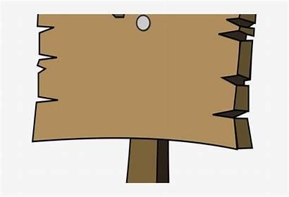 Welcome Cartoon Blank Clipart Wooden Wood Transparent