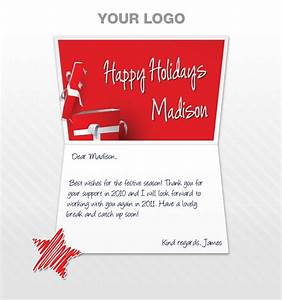 Holiday greeting cards for business christmas ecards for Email christmas cards for business