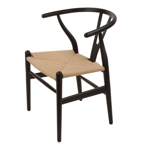 wishbone chair wood modliving