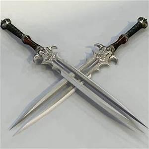 Swords, split blades | Cool swords | Pinterest