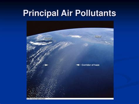 chapter  air pollution powerpoint