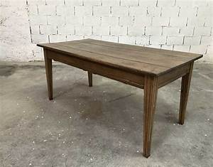 Table Ancienne De Ferme : ancienne petit table de ferme en ch ne ~ Dode.kayakingforconservation.com Idées de Décoration