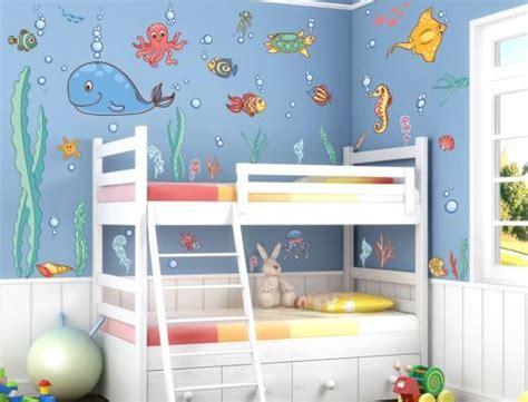 Kinderzimmer Gestalten Unterwasserwelt by 30 Besten Kinderzimmerdeko Wandsticker Bilder Auf