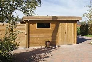 montage d un garage en bois evtod With montage d un garage en bois