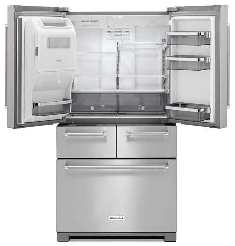 Kitchenaid Appliances Problems by Kitchenaid Stainless Steel Door Refrigerator 25 8