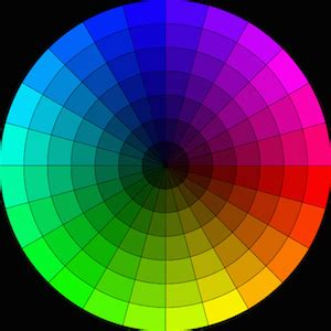 Pictures Of Different Shades Of by Color Names In Study