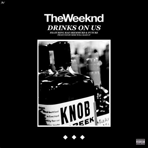 weeknd  swae lee  future drinks   cover  swq
