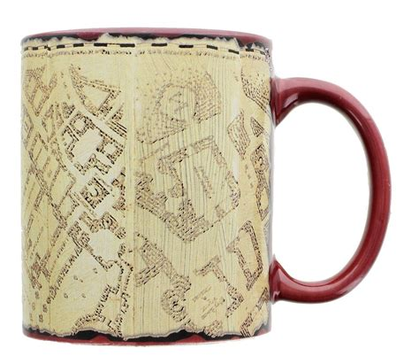 Hello there harry potter lover, welcome to our shop. Harry Potter Marauder Porcelain Mug - Walmart.com ...