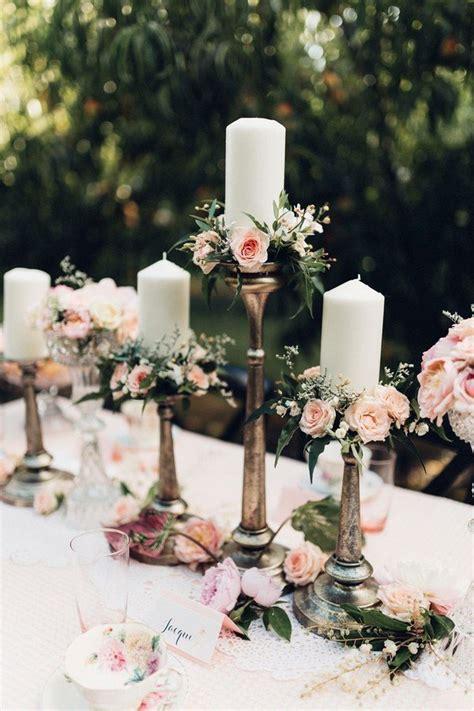 Trending 18 Outstanding Wedding Centerpieces with