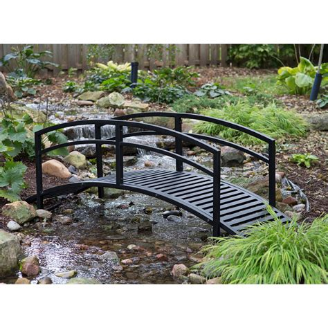 metal garden bridge garden bridges metal garden ftempo