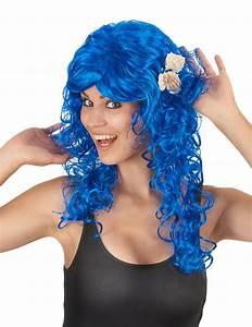 Blaue Latzhose Damen : blaue langhaar per cke f r damen per cken und g nstige faschingskost me vegaoo ~ Yasmunasinghe.com Haus und Dekorationen