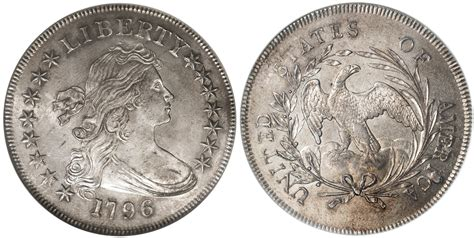 1796 Draped Bust Dollar - counterfeit draped bust silver dollar images facts