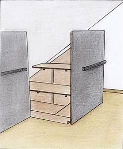 Möbel Für Dachschrägen Selber Bauen : wohnen unterm dach schr nke f r die dachschr ge schlafzimmer pinterest ~ Markanthonyermac.com Haus und Dekorationen