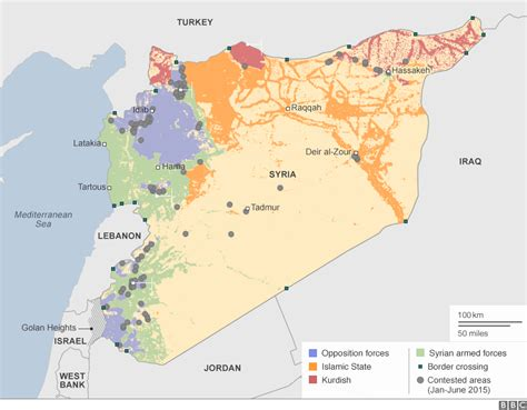 maps   syria conflict  real syrian  press