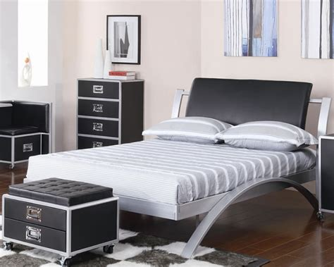 modern contemporary bedroom furniture black metal bedroom furniture furniture