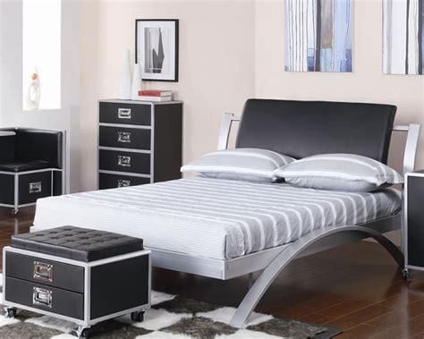 Black Metal Bedroom Furniture   EVA Furniture