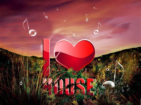 Download I Love Music Hd Wallpaper Gallery
