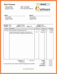 template invoice word With blank invoice microsoft word