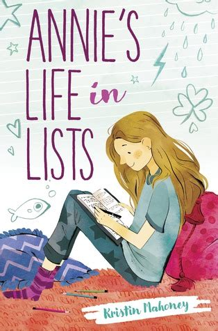 annies life  lists  kristin mahoney