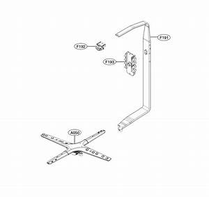 Lg Ldf5545ww  00 Dishwasher Parts
