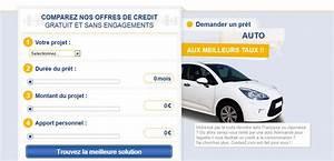 Pret Auto : pret voiture taux 0 ~ Gottalentnigeria.com Avis de Voitures