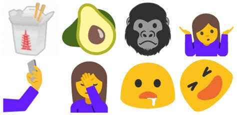 unicode 9 emoji 72 new emoji officially headed to android