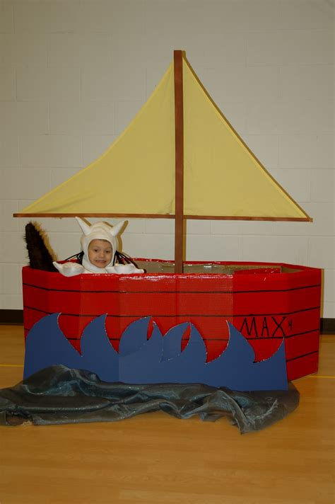 Where The Wild Things Are Boat Diy by Shorties Funny Farm Where The Wild Things Are Birthday