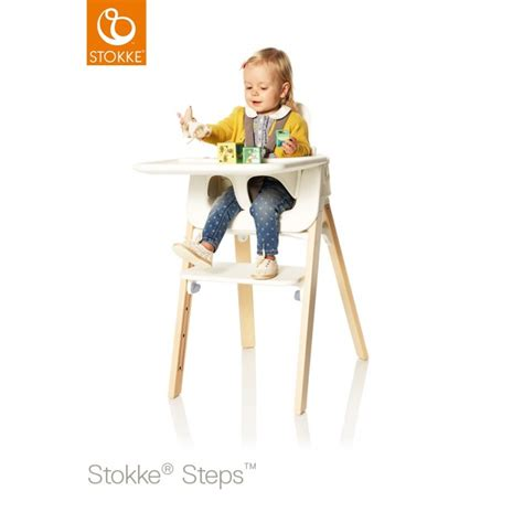 Abiie High Chair Vs Stokke by Stokke Steps Baby Set