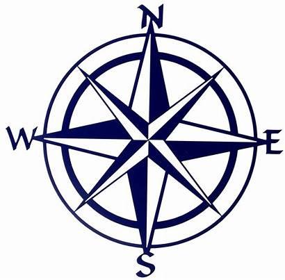 Compass Clip Clipart Cliparts Navigation Graphic Nautical