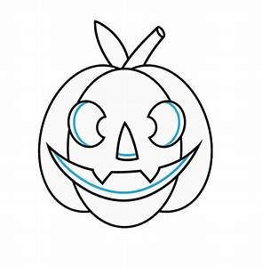 How To Draw A Jack Ou2019 Lantern Easy Drawing Guides