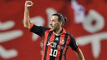 Dejan Damjanović : The greatest foreign striker to play in ...