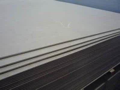 light grey decorative fiber cement board panels