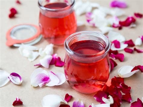 how to make simple syrup how to make homemade rose simple syrup recipe extra crispy