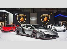 Lamborghini Veneno streetlegal has a new definition