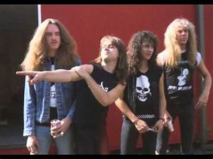 Metallica Interview: Lars & Cliff November 1985 - Part 1 ...