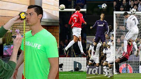 Cuánto Mide Cristiano Ronaldo
