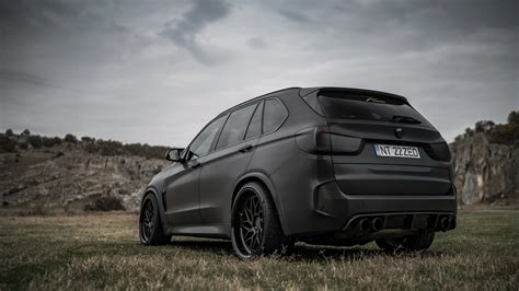 Bmw X5 M 4k Wallpapers by Z Performance Bmw X5 Black Matte Rear Hd Cars 4k
